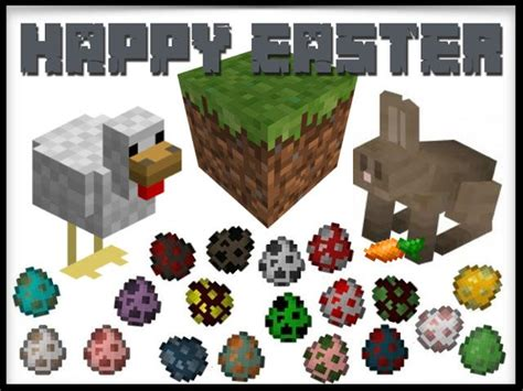 project mommie happy minecrafty easter minecraft spawn