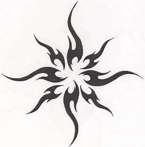 Sun Tattoo Images & Designs