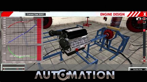automation  car company tycoon game  trailer