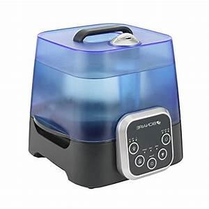 Bionaire Ultrasonic Warm And Cool Mist Humidifier