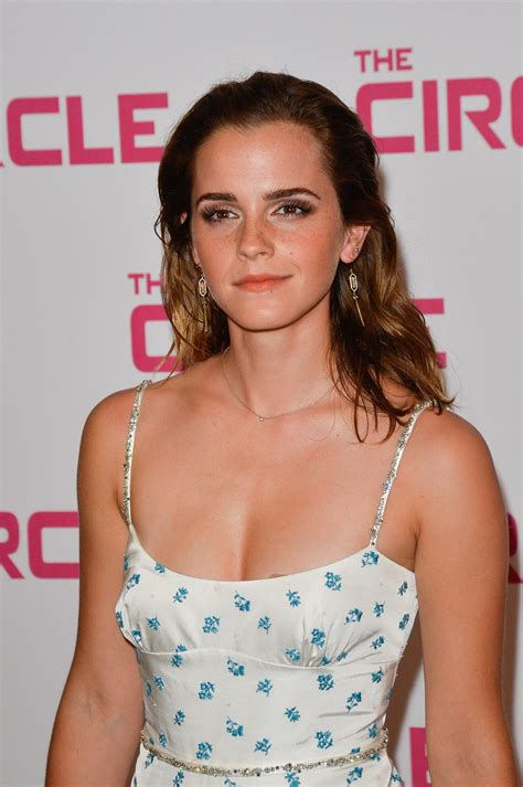 Emma Watson - Famous Nipple