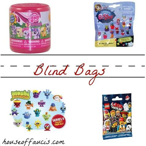 blind bags blind bags house of fauci s