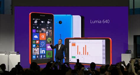 microsoft unveils the 4th generation of lumia devices