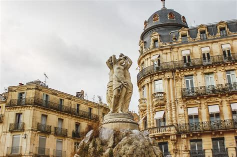 Montpellier Visitors Guide