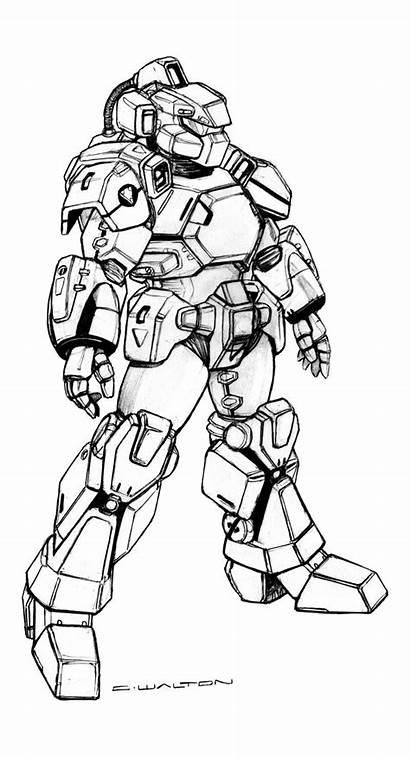 Robotech Armor Space Combat Deviantart Rpg Chuckwalton