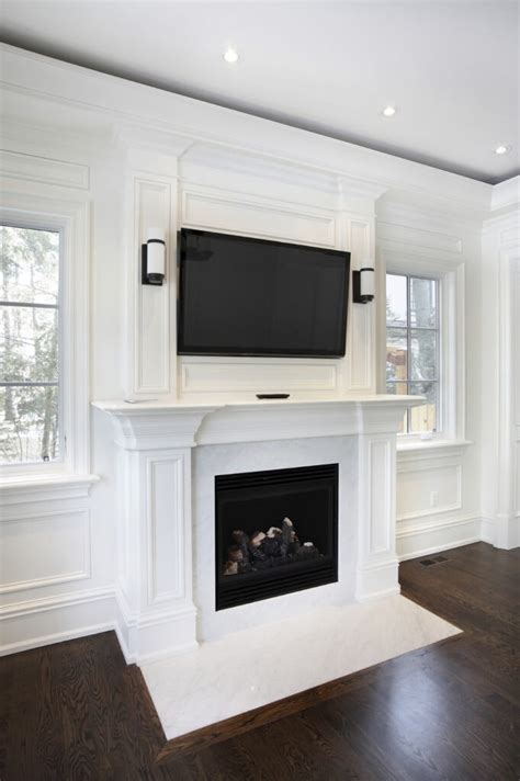 49 exuberant pictures of tv 39 s mounted above gorgeous fireplaces great images