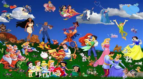 Disney Animation Wallpaper - disney wallpapers for desktop wallpapersafari