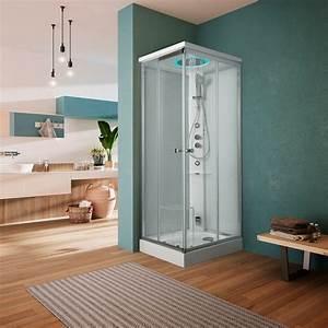 Duschkabine 175 Cm Hoch : dampfdusche oder sauna unterschiede und vorteile ~ Michelbontemps.com Haus und Dekorationen