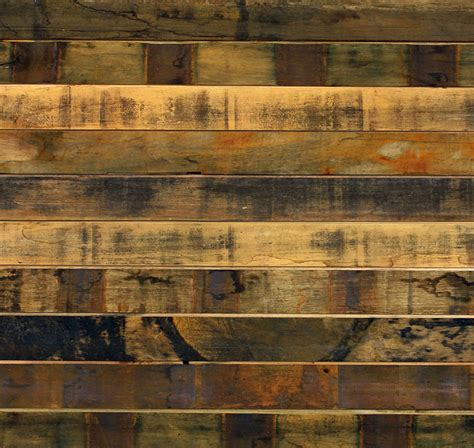 reclaimed barn wood for an introduction to birch