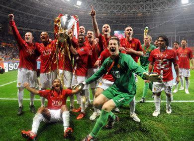 Ferdinand: Man United's 2008 Champions League winners ...