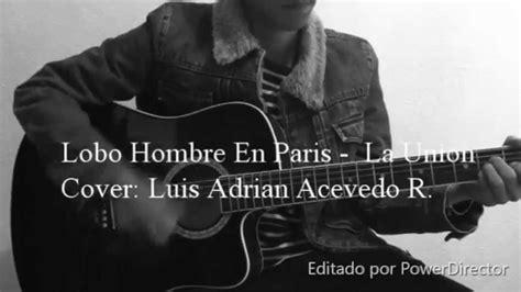 La Union // Lucas Acevedo Cover