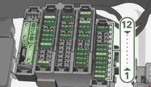 Audi A5 Fuse Diagram by 2007 2012 Audi A5 Fuse Box Diagram 187 Fuse Diagram