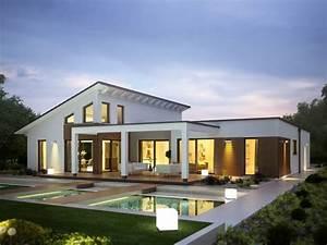 Moderne Häuser Mit Pool : welcher haustyp passt zu mir 5 ideen f r moderne h user ~ Markanthonyermac.com Haus und Dekorationen