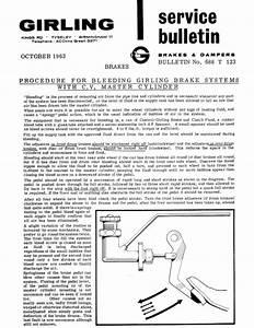 Girling Service Bulletin 688-t-123