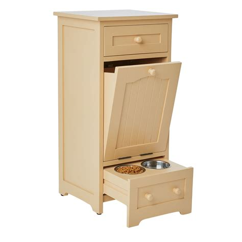Food Storage Cabinet by Pet Food Storage Cabinet Storage Brylane Home