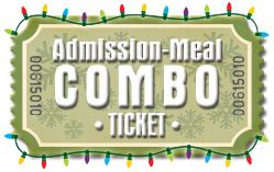 gilroy gardens tickets gilroy gardens lunch with santa peanuts cp food