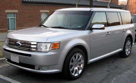 problems    ford flex