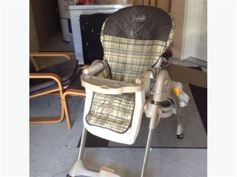 evenflo easy fold high chair evenflo easy fold high chair west shore langford colwood