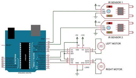 Arduino Line Follower Robot Eprlabs