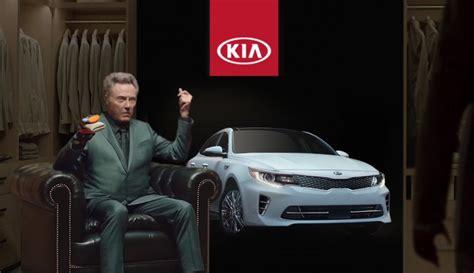 Kia Optima Superbowl 50 Commercial