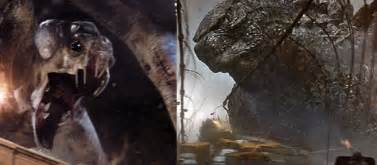 Edwards  film stacks up against last year s kaiju orgy  Pacific Rim  Cloverfield Vs Kaiju