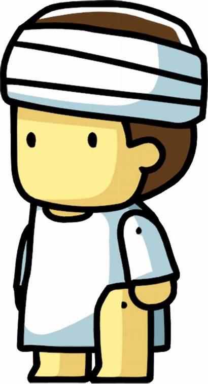 Patient Scribblenauts Wikia