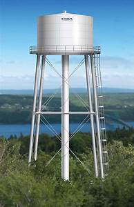 Elevated Water Tanks