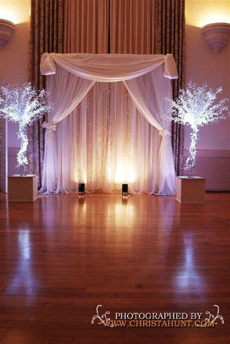 Draping for weddings and events Portland Wedding Lights