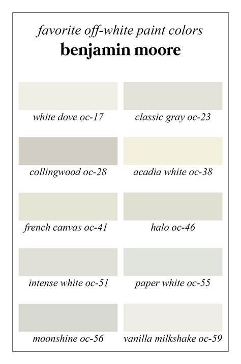 favorite white benjamin paint colors white dove