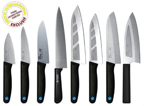 quel couteau de cuisine choisir couteaux en titane pourquoi choisir un couteau de cuisine en titane
