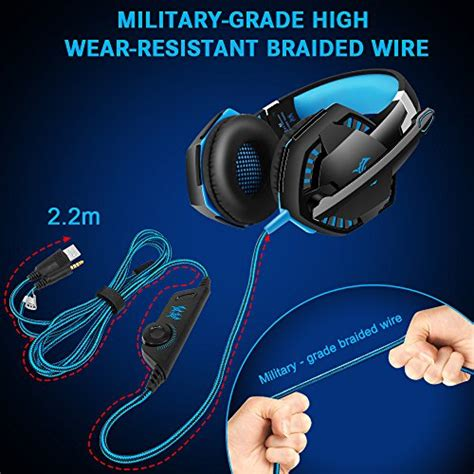 versiontech  stereo gaming headset  pc xbox