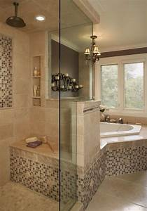 Master bath ideas from my houzz app home bathroom for Houzz com bathroom tile