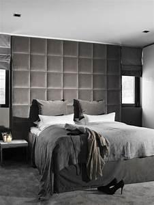 Extra Hohes Bett : 45 schlafzimmer ideen f r bett kopfteil f r stilvolle innengestaltung schlafzimmer ~ Markanthonyermac.com Haus und Dekorationen