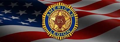Legion American Flag Emblem Navigation Wakeeney