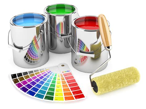 paint brushes in jar clipart