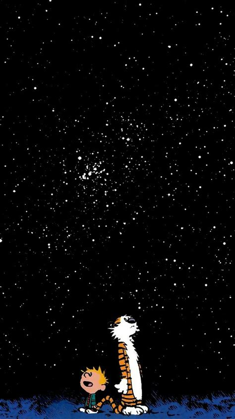 Minimalist calvin and hobbes android background di 2020 dengan. Pin by Kimberly Haller on phones picts   Calvin and hobbes ...