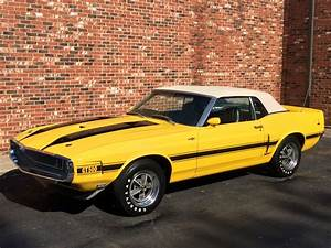 Barrett-Jackson Countdown: 1970 Shelby GT500 convertible | ClassicCars.com Journal