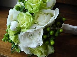 The Flower Girl Blog: cream and apple green wedding