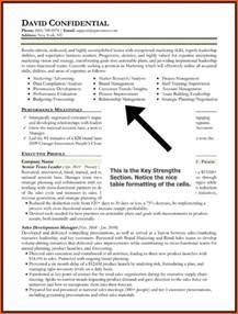 competencies for hr resume qualifications resume exles resume format 2017