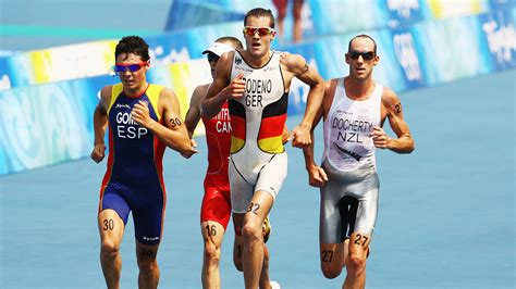 emission cuisine triathlon olympic channel