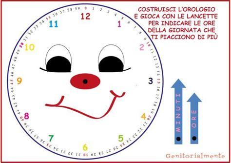 imparare a leggere l orologio schede didattiche ed esercizi pianetabambini it imparare a leggere l orologio schede da stare schede didattiche pixel art school e