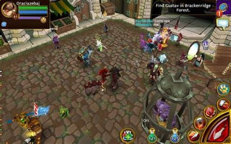 Adventure Quest Worlds Screenshots Anime Mmorpgs Arcane Legends Mmo Rpg Android Apps On Play