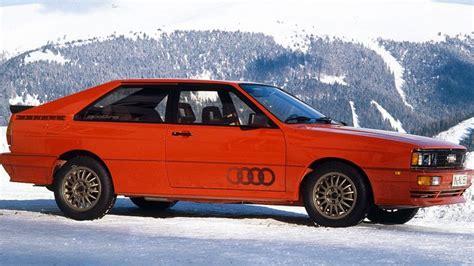 Audi Quattro, 1980> Audi Quattro (1980-1991) > 1965-1990