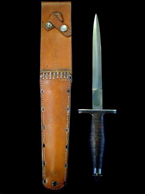 ww case  stiletto fighting knife   st special