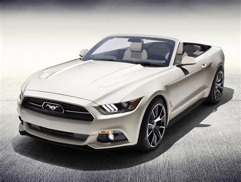 Ford Mustang 2015 Price At , If You're Lucky