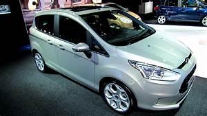 Ford B Max Avis : 2013 ford b max titanium exterior and interior ~ Dallasstarsshop.com Idées de Décoration