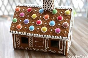 Gateau En Forme De Maison : comment faire un gateau en forme de maison pour noel ventana blog ~ Nature-et-papiers.com Idées de Décoration