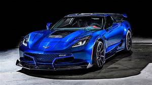 This Genovation Gxe Is An Electric Corvette Grand Sport