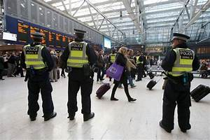 Former British Transport Police chief accuses Scottish ...