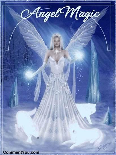 Psychic Angel Magic Insights Angels Heaven Weekly